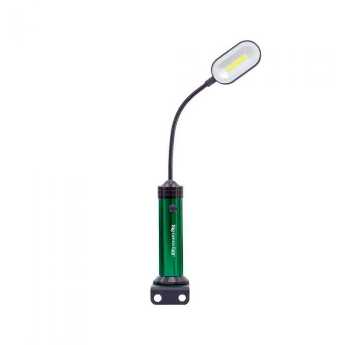 Led фонарик на магните Big Green