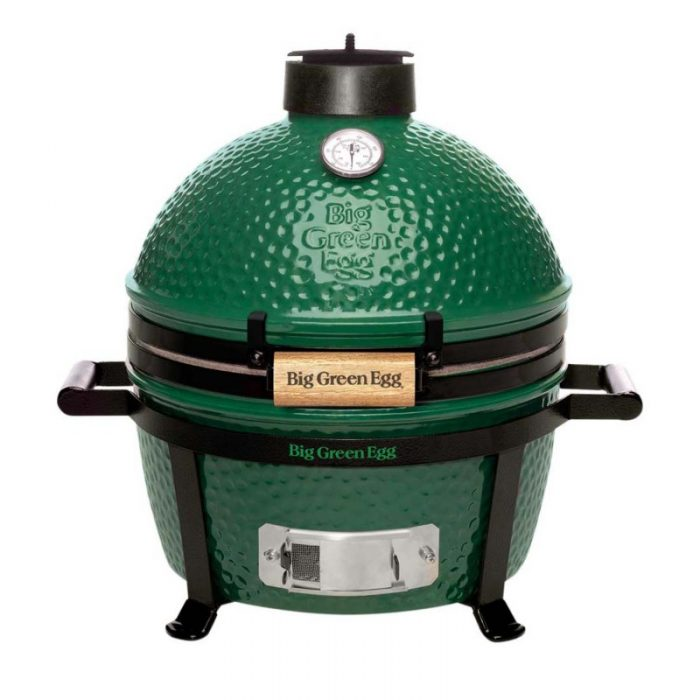 Угольный гриль Big Green Egg Mini Max купить